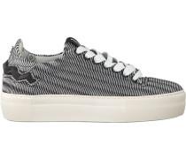 Graue Sneaker 85234
