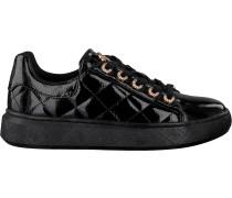 Schwarze Guess Sneaker Becks/active