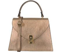 Goldfarbene Notre-V Handtasche Beau