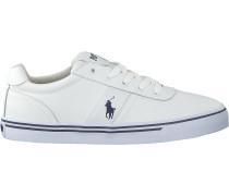 Weiße Polo Ralph Lauren Sneaker Hanford