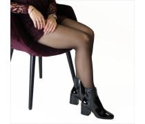 Schwarze Nubikk Stiefeletten Gigi Roma Patent II