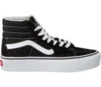 Schwarze Vans Sneaker Sk8 Hi Platform Sk8 Hi Platfor