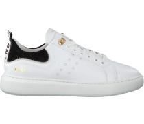 white Nubikk shoe ROX WMN