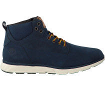 Blaue Timberland Ankle Boots Killington Chukka