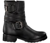 Schwarze Omoda Biker Boots R14055
