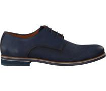 Blaue Van Lier Business Schuhe 1915609