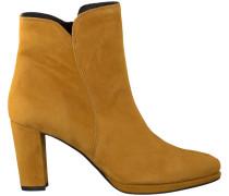 Gelbe Omoda Stiefeletten 7260112