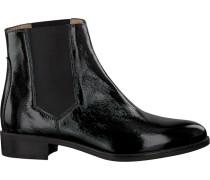 Schwarze Unisa Chelsea Boots Belki PCR