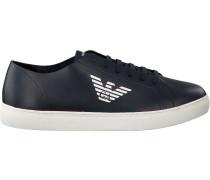 Blaue Emporio Armani Sneaker X4C471