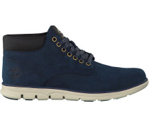 Blaue Timberland Sneaker Bradstreet Chukka Leather