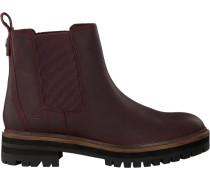 Braune Chelsea Boots London Square Chelsea
