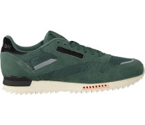Grüne Reebok Sneaker CL Leather Ripple S MEN