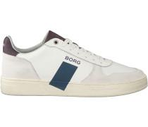 Weiße Bjorn Borg Sneaker T1020 Low