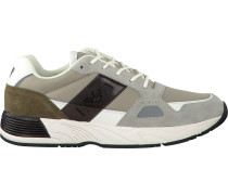Graue Armani Jeans Sneaker X4X220