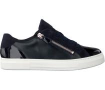Blaue Hassia Sneaker Bilbao