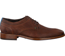 Braune Rehab Business Schuhe Brad Weave