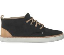 Schwarze UGG Sneaker Kallisto