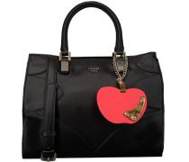Schwarze Guess Handtasche Hwva69 60060