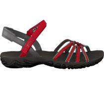 Rote Teva Sandalen Kayenta Dream Weave 1004889