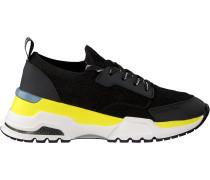 Schwarze Calvin Klein Sneaker Low Hensley