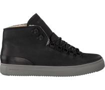 Graue Blackstone Sneaker Om73
