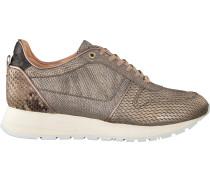 Taupe Fred De La Bretoniere Sneaker 101010049