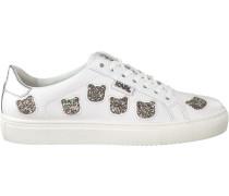 Weiße Karl Lagerfeld Sneaker Kl61039