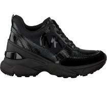 Schwarze Michael Kors Sneaker Low Mickey Trainer