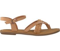 cognac Toms shoe Lexie
