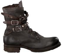 Taupe Biker Boots 520278 201 0001 Sole Saint 14