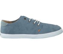 Blaue HUB Sneaker Boss