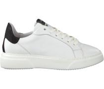 Weiße Via Vai Sneaker Juno