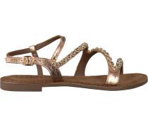 bronze Lazamani shoe 75.582