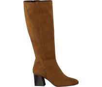 Braune Notre-V Hohe Stiefel 2293/092