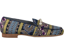 Blue Maripe shoe 26226