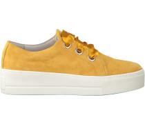 Gelbe Roberto d'Angelo Sneaker Leeds