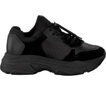 Schwarze Bronx Sneaker 66167
