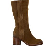 Braune Shabbies Hohe Stiefel 192020035
