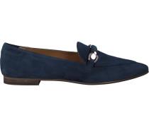 Blaue Omoda Loafer 181/722