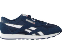 Blaue Reebok Sneaker Cl Nylon Men