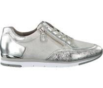 Silberne Gabor Sneaker 323
