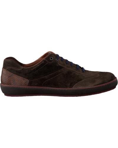 Braune Floris Van Bommel Sneaker 16216