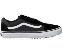 Schwarze Vans Sneaker Ua Old Skool Uc
