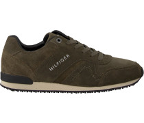 Grüne Tommy Hilfiger Sneaker Fm0Fm01731