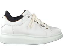 Weiße Shabbies Sneaker 101020032
