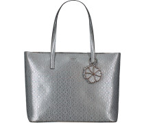 Silberne Guess Shopper Hwme69 61230
