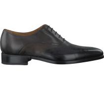 Graue Giorgio Business Schuhe He39009