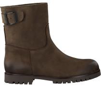 Grüne Omoda Ankle Boots 8301