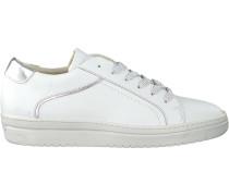 Weiße Omoda Sneaker 8675