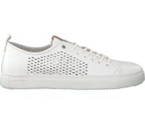 Weiße Blackstone Sneaker Pm50